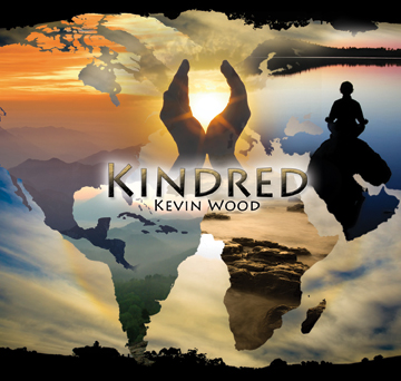 Kindred Kevin Wood New Age music CD